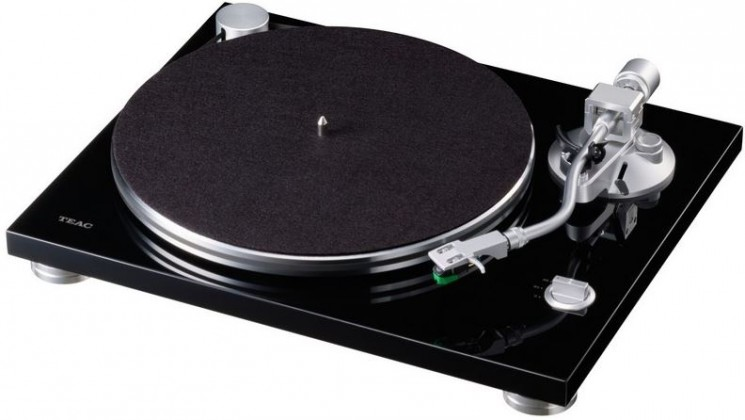 Hi-Fi gramofóny Gramofón TEAC TN-3B, čierny