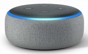 Hlasový asistent Amazon Echo Dot Heather Grey (šedý)(3.generace)
