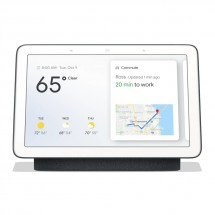 Hlasový asistent Google Home Hub Charcoal