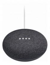 Hlasový asistent Google Home mini Charcoal POUŽITÉ, NEOPOTREBOVA