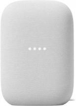 Hlasový asistent Google Nest Audio, biely