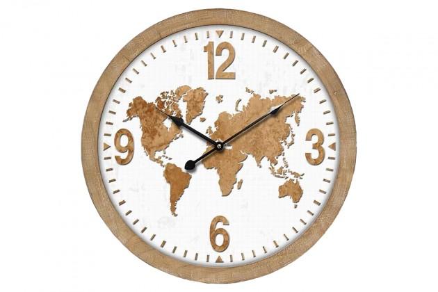 Hodiny Nástenné hodiny - H14, MDF, kov