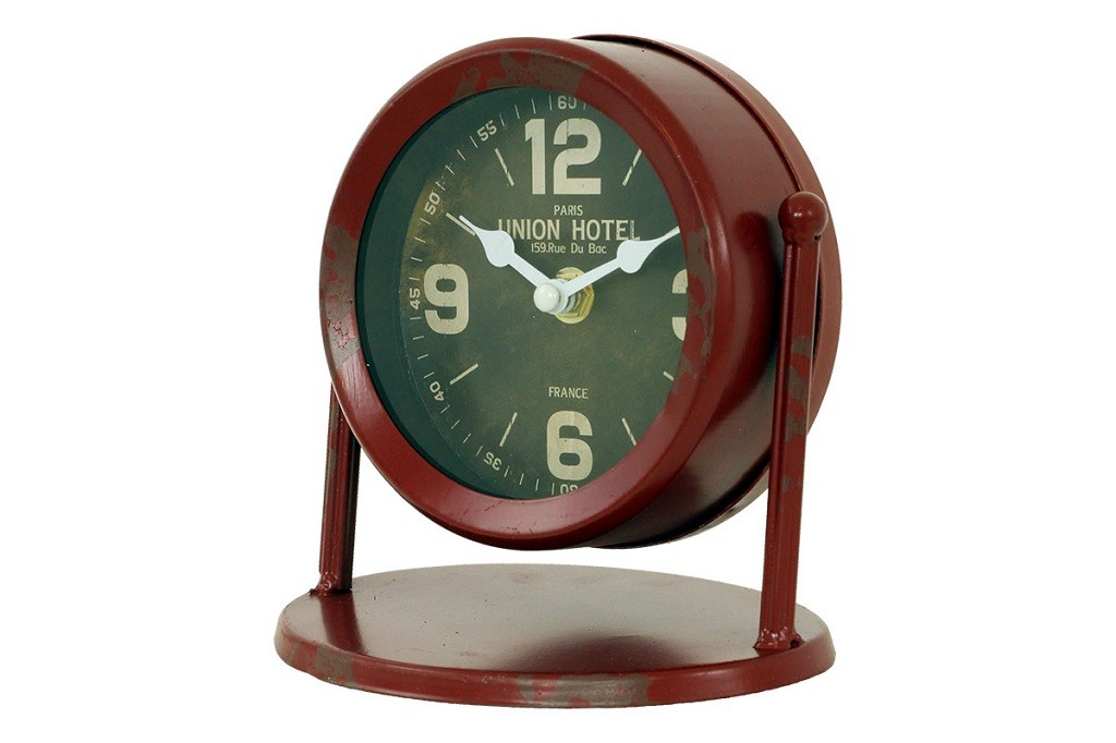 Hodiny Stolové hodiny - H01, kov