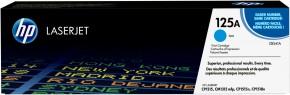 HP 125A Cyan LJ Toner Cart, 1 400 str, CB541A
