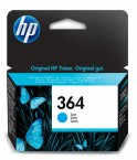 HP 364, (CB318EE) modrá - originálna