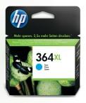 HP 364XL azúrová (CB323EE)