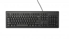 HP Classic Wired Keyboard WZ972AA#AKB