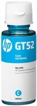 HP M0H54AE originálna fľaštička s azurovým inkoustem  GT52