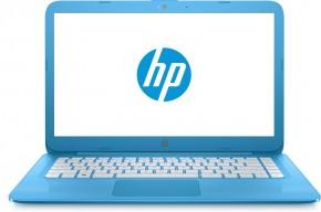 HP Stream 14-ax001 X9W71EA, modrá + DRAK!