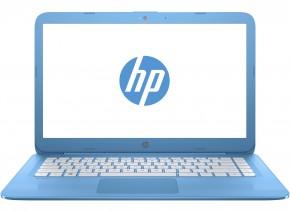 HP Stream 14-ax001 X9W71EA, modrá POUŽITÉ, NEOPOTŘEBENÉ ZBOŽÍ