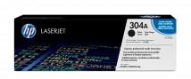 HP tlačová kazeta CC530A, čierna