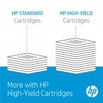 HP tlačová kazeta CC532A, žltá