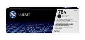 HP tlačová kazeta CE278A, čierna