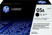 HP tlačová kazeta CE505A, čierna