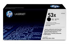 HP tlačová kazeta Q7553X, čierna