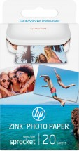 HP ZINK Sprocket Sticky-Backed Photo Paper  W4Z13A