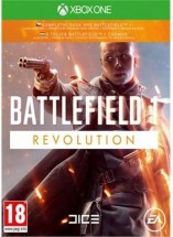 Hra EA Xbox One Battlefield 1 Revolution (5030938122425)