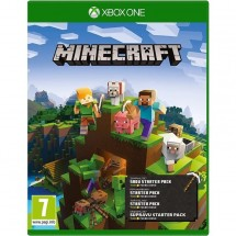 Hra Microsoft XBOX ONE - Minecraft Starter Collection