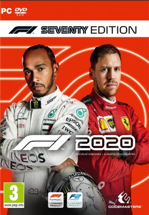 Hra na PC PC hra - F1 2020 Seventy Edition