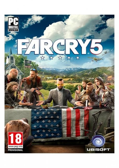 Hra na PC PC hra - Far Cry 5