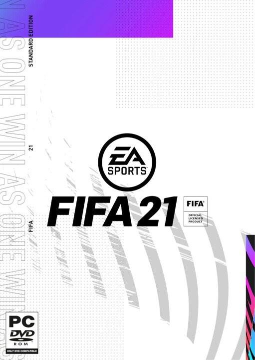 Hra na PC PC hra - FIFA 21