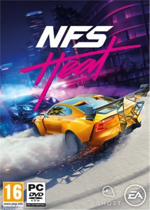 Hra na PC PC hra - Need for Speed Heat