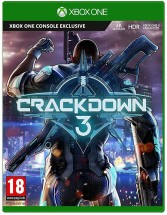 Hra na XBOX One - Crackdown 3
