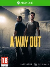 Hra pro konzoli A Way Out - Xbox One 5030937122761