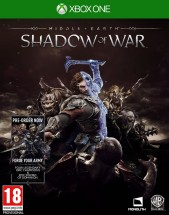 Hra pro konzoli Middle-earth: Shadow of War - Xbox One