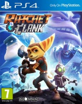 Hra Sony PlayStation 4 Ratchet & Clank (PS719848530)