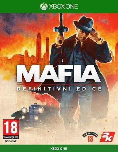 Hra XBOX ONE Mafia: Definitive Edition