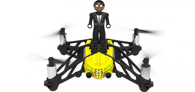 Hračky a gadgety Parrot Airborne Cargo Drone Travis