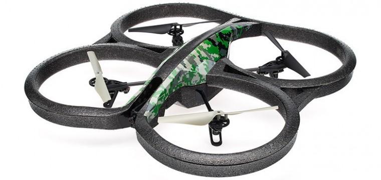 Hračky a gadgety Parrot AR.Drone 2.0 Elite Edition Jungle