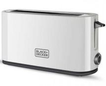 Hriankovač Black+Decker BXTO1001E, 1000W, biely