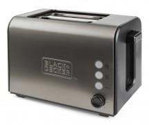 Hriankovač Black+Decker BXTO900E, 900W, nerez