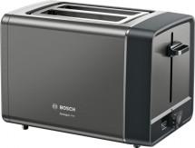 Hriankovač Bosch TAT5P425, 970W, sivý POUŽITÉ, NEOPOTREBOVANÝ TOV