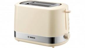 Hriankovač Bosch TAT7407,800W,krémová/nerez