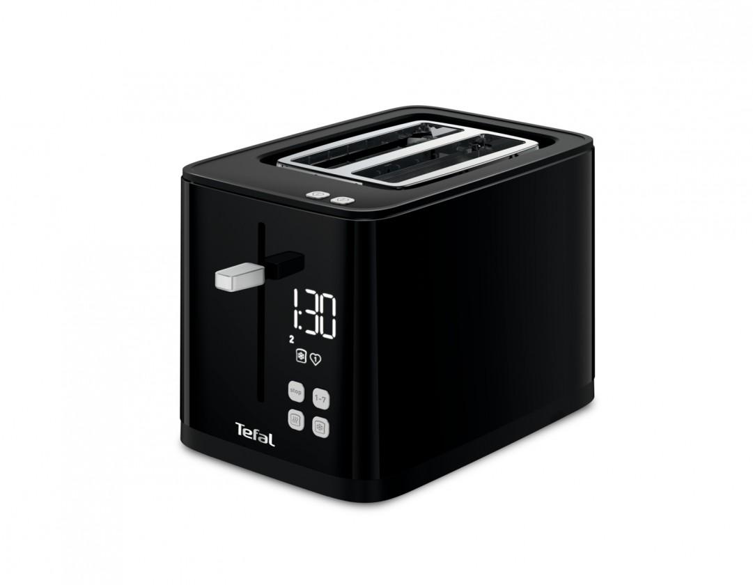 Hriankovač Hriankovač Tefal Digital Display TT640810, 850W, čierny