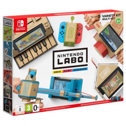 Hry na Nintendo Swit Switch - Labo Variety Kit NSS500