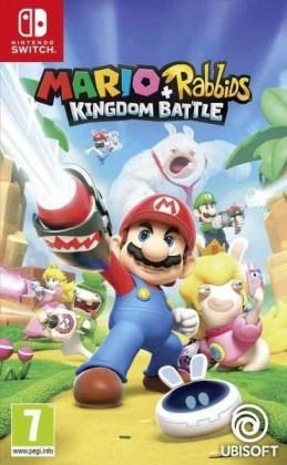 Hry na Nintendo Swit SWITCH Mario + Rabbids Kingdom Battle (NSS4342)
