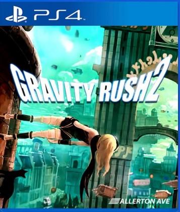 Hry na Playstation Gravity Rush 2 (PS4) PS719885559
