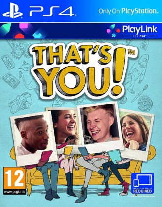 Hry na Playstation Hra Sony PlayStation 4 That's You! (PS719886662)