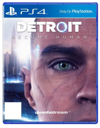 Hry na Playstation PS4 - Detroit: Become Human PS719397571