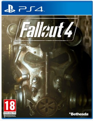 Hry na Playstation PS4 - Fallout 4