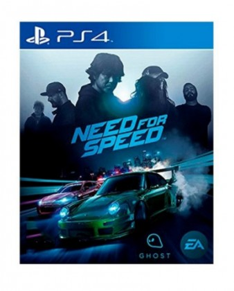 Hry na Playstation PS4 - Need for Speed