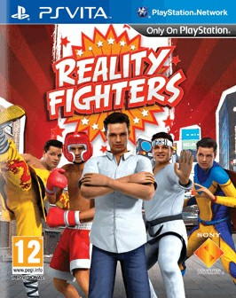 Hry na Playstation Reality Fighters (PS Vita), PS719202929