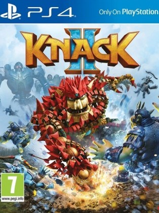 Hry na Playstation Sony Playstation PS4 - Knack 2, PS719863663
