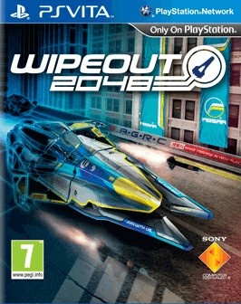 Hry na Playstation  Sony PS Vita hra WipEout 2048