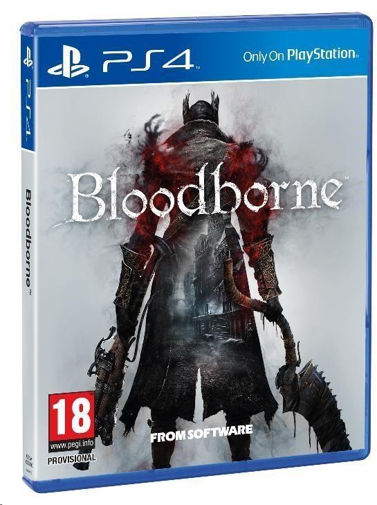 Hry na Playstation SONY PS4 hra Bloodborne