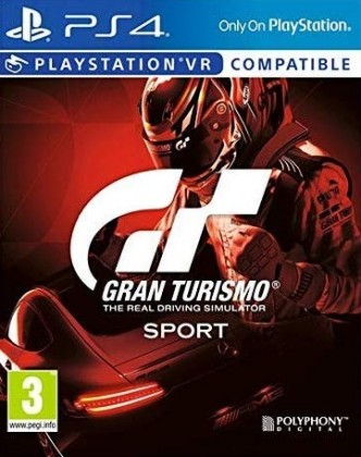 Hry na Playstation Sony PS4 hra Gran Turismo Sport Spec II